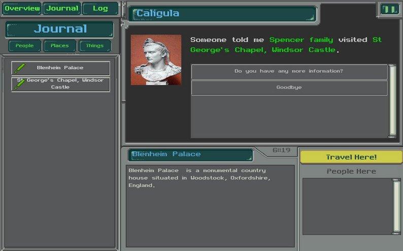 Institute of Digital Games - Procedurally Generated Game